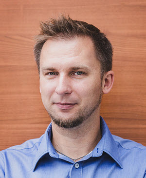 Bartosz Michalik, Principal Architect