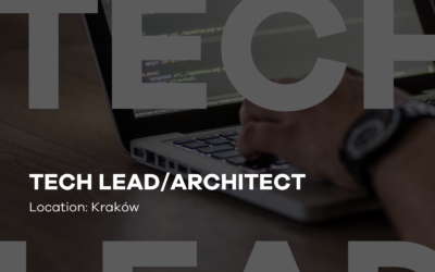 TECH LEAD/ARCHITECT